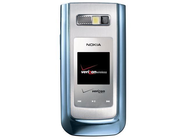 Nokia 6205 MP3 Camera Bluetooth Mobile Phone Verizon Prepaid phone -  Newegg com