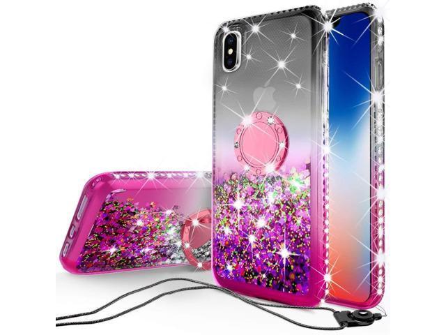 Rhinestone diamond iPhone XR Cases Cover