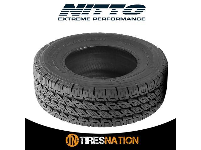 Nitto Dura Grappler >> 1 New Nitto Dura Grappler 285 70r17 126r Highway Terrain Tire