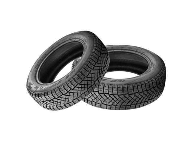 Tires 205//55R16XL 94T Studded Pirelli Winter Ice Zero