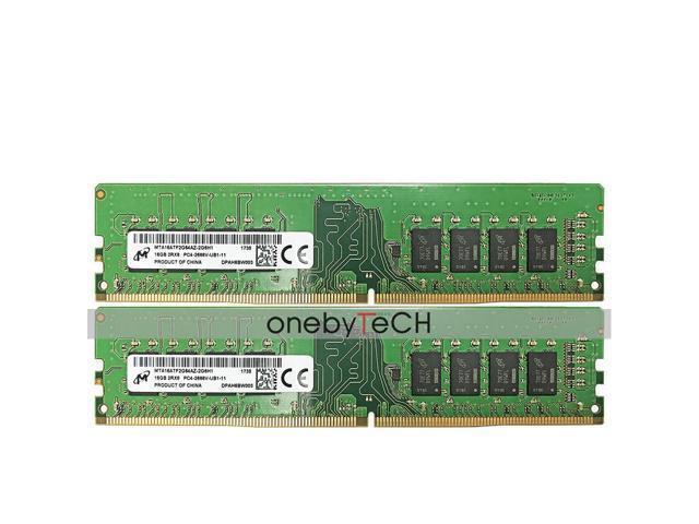 Hynix 16GB 32GB 2Rx8 PC4-2666V DDR4-2666Mhz 288p DIMM Unbuffered Desktop Memory