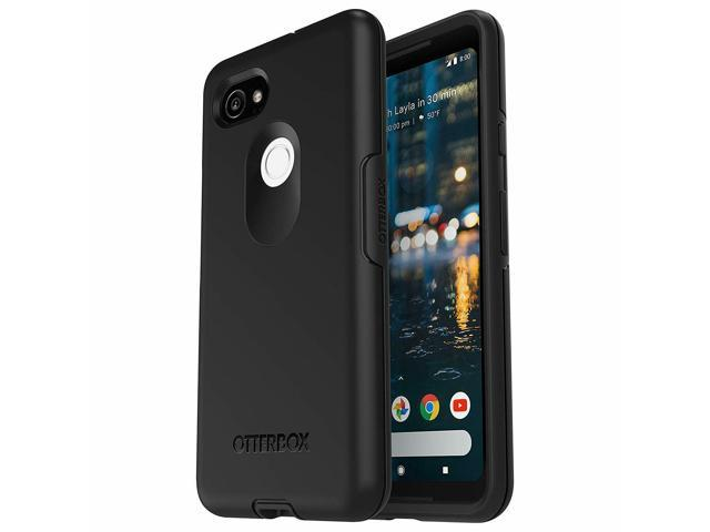 big sale 60d60 9aee5 OtterBox Symmetry Series Case for Google Pixel 2 XL (Black) - Newegg.com