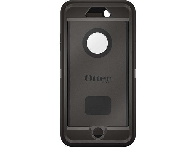 huge discount 97fee 46d78 OtterBox DEFENDER iPhone 6 Plus/6s Plus Case - BLACK - Newegg ...