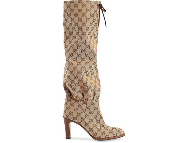 056a62a33 GUCCI botas para mujer, 551149KY9V09770 de tela BEIGE - Newegg.com