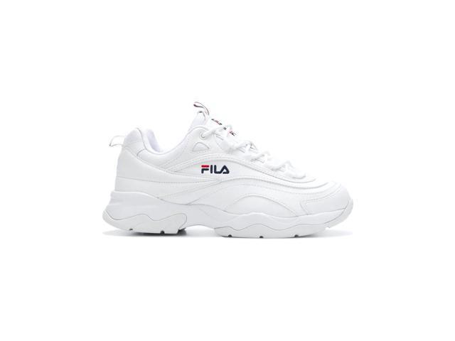 030185697b FILA MEN'S FS1SIA1160X WHITE POLYURETHANE SNEAKERS - Newegg.com