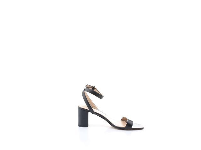 Sandals Guess Black Leather Flan21lea03nero Women's vN0mwn8