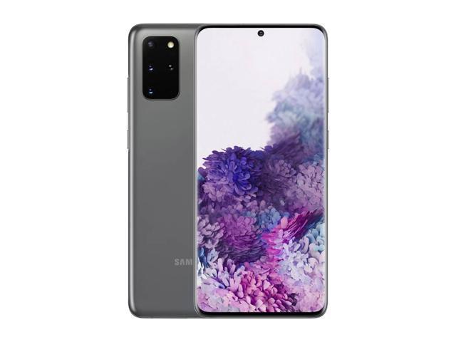 "Samsung Galaxy S20 6.2"" SM-G980F/DS 128GB 8GB RAM (GSM Only, No CDMA) International Version - No Warranty (Cloud Grey)"