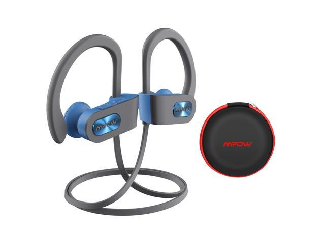 official photos c0fbf f498e Mpow Flame Bluetooth Headphones, Bassup Technology HiFi Stereo in-Ear  Wireless Earbuds, Waterproof IPX7 Earphones w/Mic, Case, 7-9 Hrs Playing  Time, ...