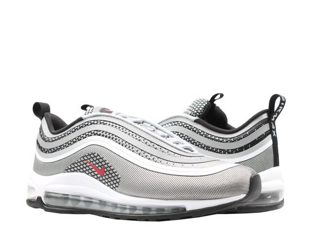 Nike Air Max 97 Ultra '17 Metallic Silver Bullet Men's Running Shoes 918356 003 Size 7