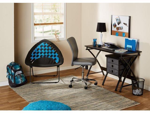Fantastic Brenton Studio X Cross Desk And File Set Black Newegg Com Download Free Architecture Designs Photstoregrimeyleaguecom