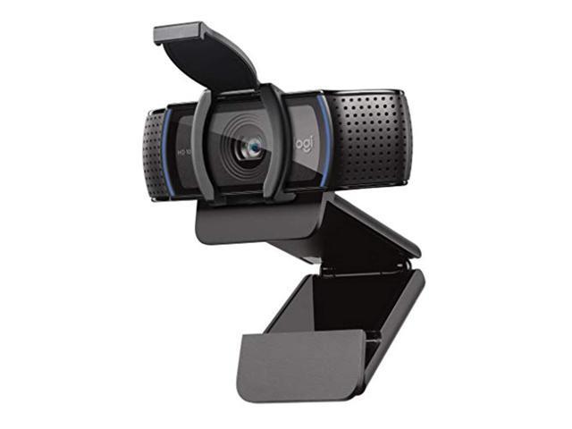 Logitech C920e Business 1080P HD Webcam Compatible with Amazon Fire TV Cube (2nd Generation) 960-001384