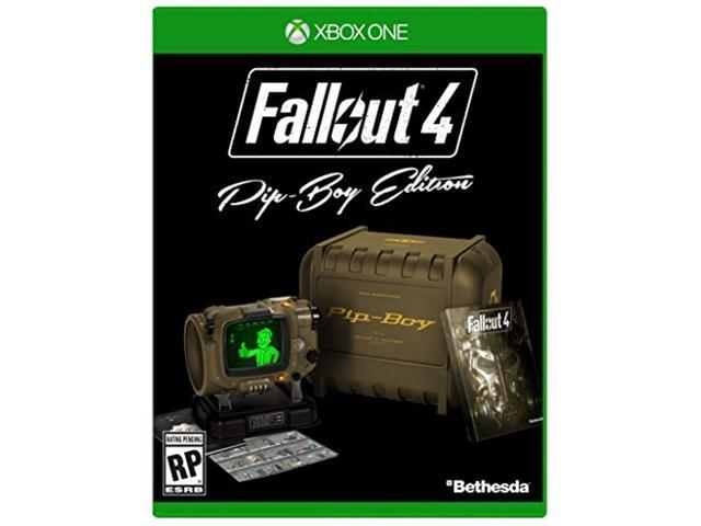 Fallout 4 - Pip-Boy Edition - Xbox One - Newegg com
