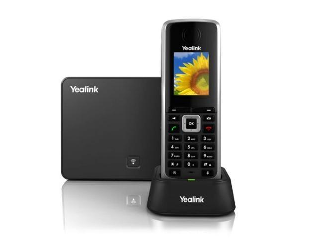 YEALINK W52P Business HD IP DECT SIP Cordless Phone - Newegg com