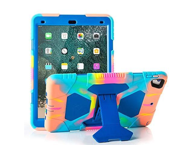 watch c0978 54c50 ipad pro 10.5 case 2017, ultra protective rugged case cover with kickstand  for kids shockproof impact resistant for new ipad pr - Newegg.com