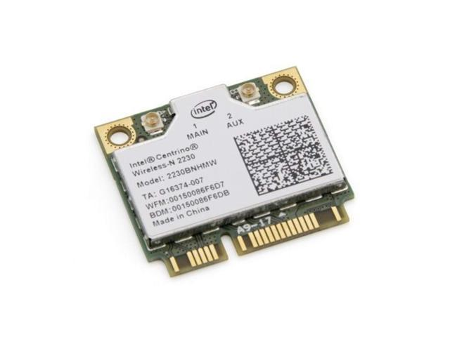 Intel Wireless N 2230BNHMW WIFI BT4.0 Combo Card PCI-E 670290-001 For HP Laptop