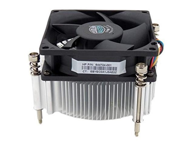 partscollection cooling fan for hp pavilion 500-023w/570-p020 desktop pc -  Newegg com