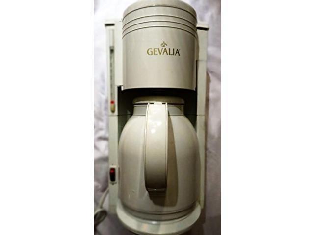 Gevalia Ka 865mw 8 Cup Automatic Thermal Carafe Coffee Maker