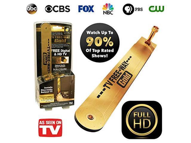 tv tv free-way gold-tv antenna