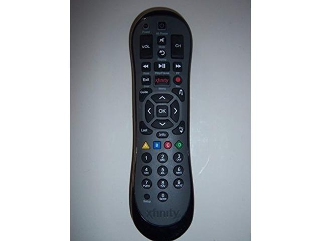 Comcast Xr2 Xfinity Remote Control Dvr Hd Tv Remote Xr2 Version U2 Newegg Com