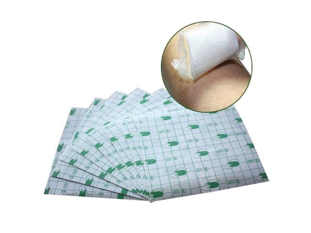 50 Pcs/lot Medical Transparent Tape PU film Adhesive Plaster Waterproof  Anti-allergic Medicinal Wound Dressing Fixation Tape - Newegg com