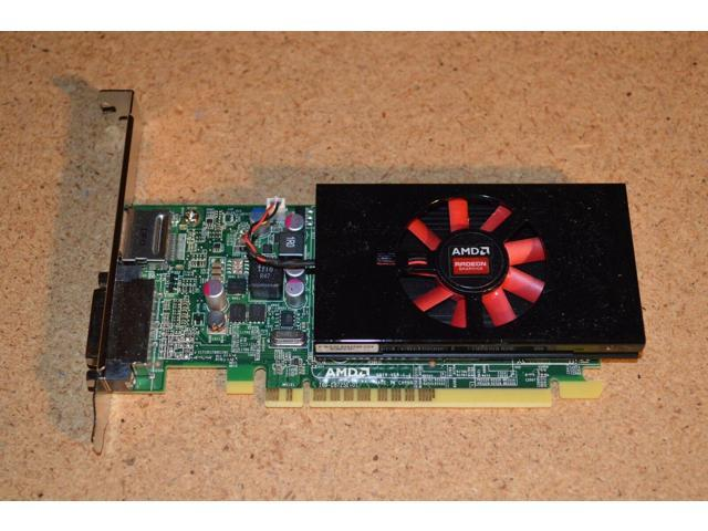 DP Low Profile DELL OEM Radeon HD 7470 1GB Universal Video card PCIE x16 DVI