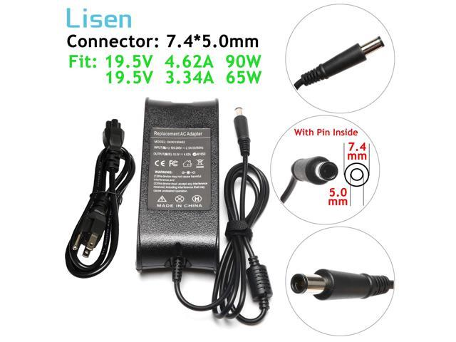90W/65W Power Adapter Charger for Dell Latitude 3340 E5430 E5440 E5450  E5530 E5540 E5550 E6220 E6230 E6320 E6330 E6400 E6410 E6420 E6430 E6440  E6500