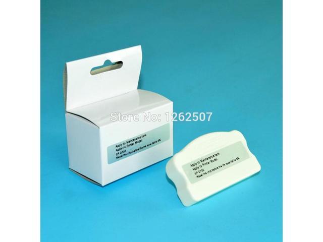 T5820 C13T58200 Maintenance box Chip Resetter For Epson D700 D-700 Waste  ink tank resetter For Epson Surelab D700 Chip Reset - Newegg com