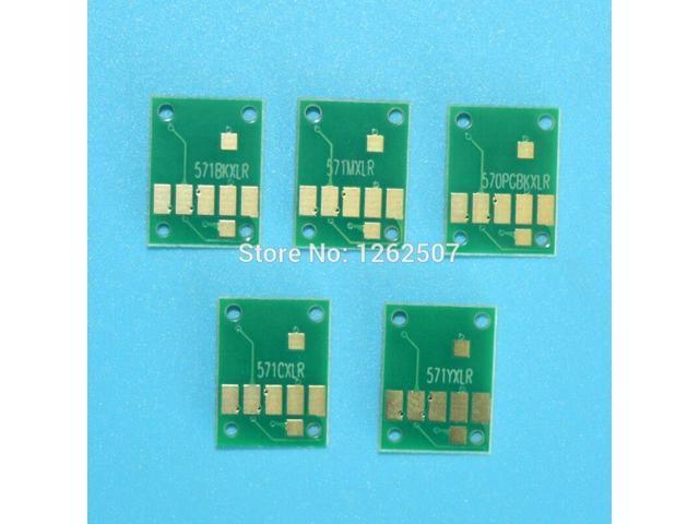 PGI-370 CLI-371 Replace reset toner cartridge chip for canon
