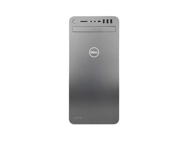 Dell XPS 8930 Special Edition Tower Desktop - 9th Gen Intel 8-Core i7-9700K Processor up to 4.90 GHz, 16GB RAM, 256GB SSD + 1TB Hard Drive, NVIDIA GeForce GTX 1050 Ti 4GB GDDR5, DVD Burner, Windows 10
