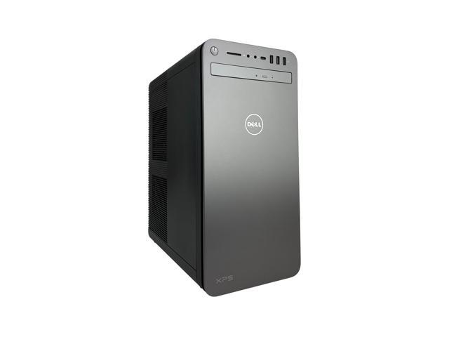 Dell XPS 8930 Special Edition Tower Desktop - 9th Gen Intel 8-Core i7-9700K  Processor up to 4 90 GHz, 8GB Memory, 1TB SSD + 1TB Hard Drive, Intel UHD