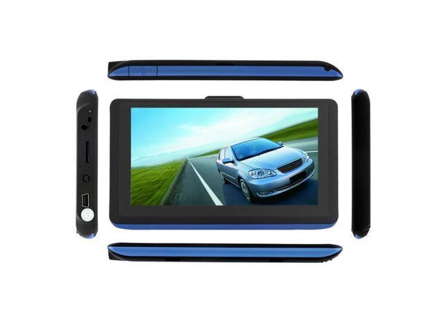 NEW 5 Inch TFT LCD Display Cars Truck GPS Navigation System 8G Internal  Memory 128MB RAM 504 Free Maps Updates - Newegg com
