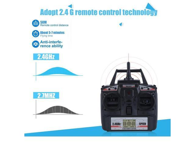 X5C-1 Stable 6-Axles Quadcopter Drone HD Camera Remote Control Aircraft on