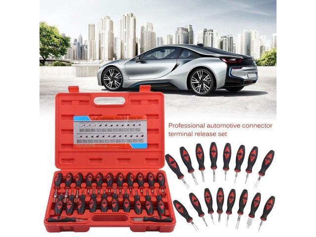 23PCS Universal Car Electrical Terminal Release Tool Set Wiring Crimp  Connector Pin Remover With Carry Case - Newegg com