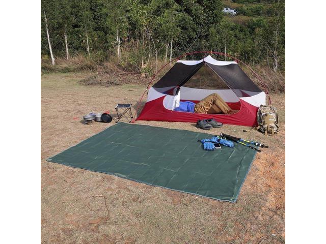 Multifunctional Waterproof Camping Floor Tarp For Picnics Tent Footprint And Sunshade Camping Beach Picnic Mat - Newegg.com