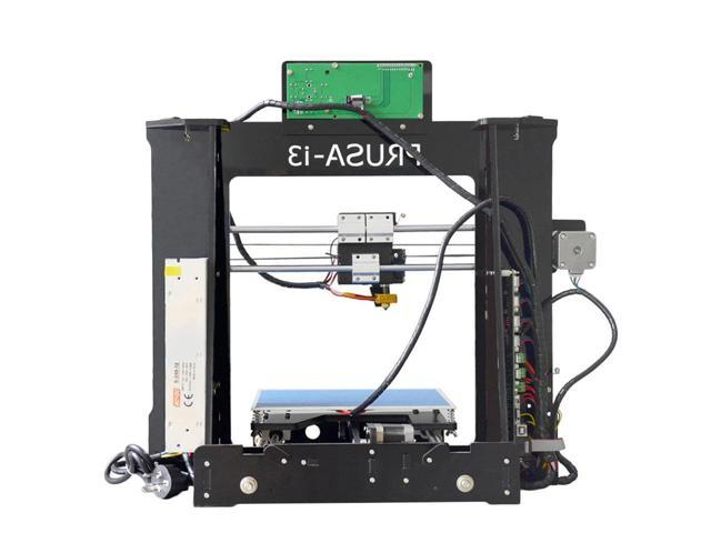 Tronxy P802D 220*220*180mm 3D Printer Kit DIY LCD High Precision Reprap Prusa i3