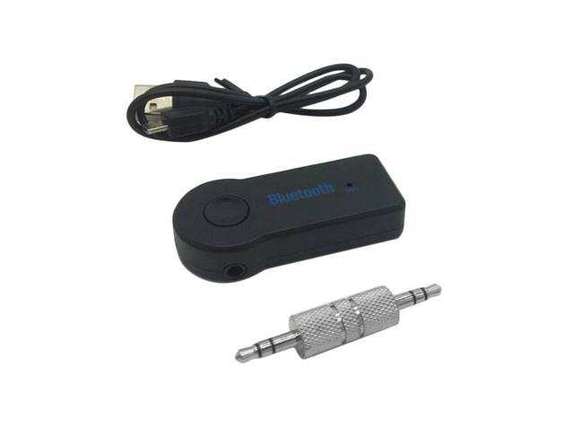 Wireless Bluetooth V3.0 Stereo Audio Music Receiver Handsfree Car AUX 3.5mm New