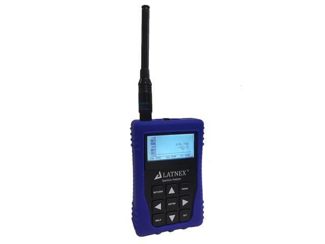 SPA-50K Spectrum Analyzer and RF Explorer Available for WSUB1G and WSUB1G+  Bands  Handheld Frequency Analyzing for Ham Radio, Wireless Devices, EMI,
