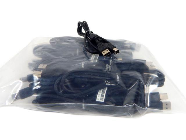 SAMSUNG Lot-20 5Ft USB 2.0 Printer Cable New BN39-00397D-L20
