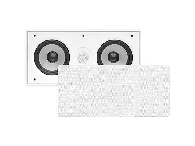 Pyle Pdiwcs56 In Wall In Ceiling Dual 5 25 Inch Center