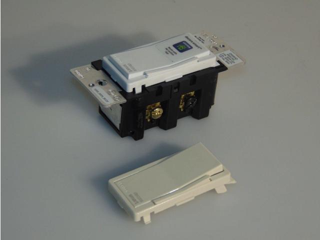 Used - Like New: (2-PACK) Leviton DW6HD-RZ Decora Wireless Smart Switch,  White, 15 amps - Newegg com