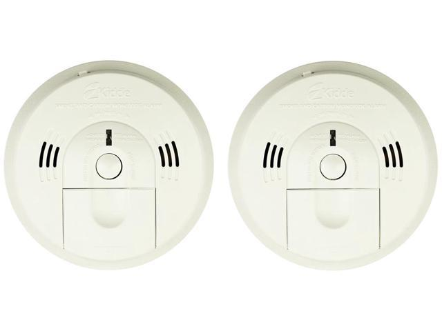 KIDDE Smoke and Carbon Monoxide Combination Detector Voice Alarm and Intelligent