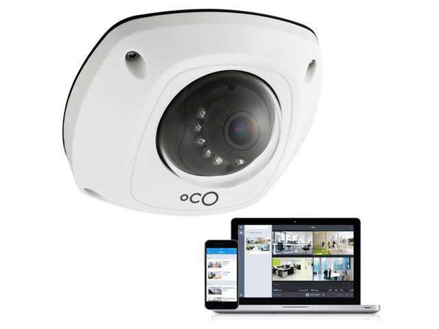 Oco OPHWD-16US Pro Dome Outdoor Security Camera with Micro SD Card support  and Cloud Storage - Newegg com