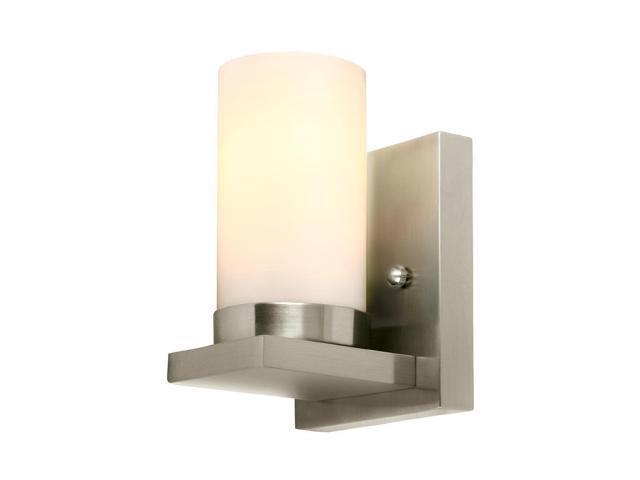 Sea Gull Lighting 44236 962 2 Light Brushed Nickel: Like New: Sea Gull Lighting Ellington 1-Light