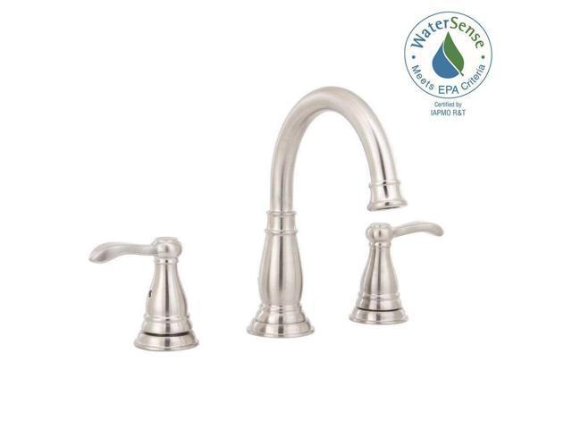 Delta Porter 8 In Widespread 2 Handle Bathroom Faucet In: Porter 8 In. Widespread 2-Handle Bathroom Faucet In