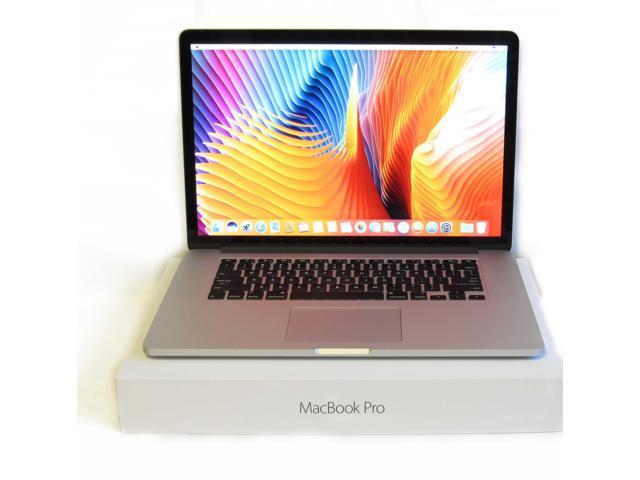 Refurbished Mid 2015 Macbook Pro 15 Inch Retina Laptop I7 2 5ghz 16gb Ddr3 Ram 1tb Ssd Radeon R9 M370x 2gb Mjlt2ll A Mojave Hdmi Usb 3 0 Newegg Com