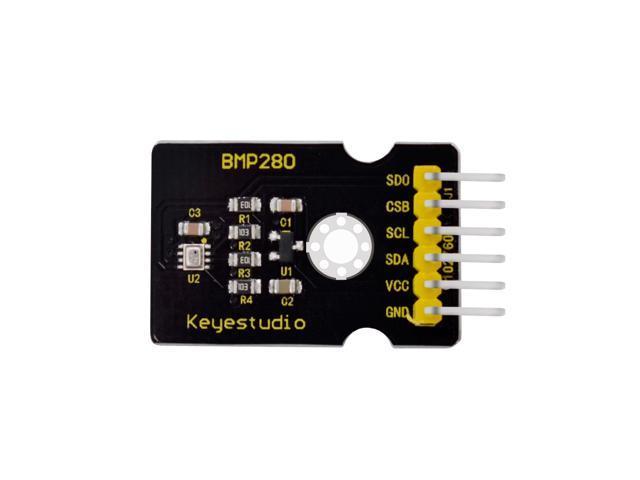 Keyestudio BMP280 Air Pressure Atmospheric Sensor Module For Arduino -  Newegg com