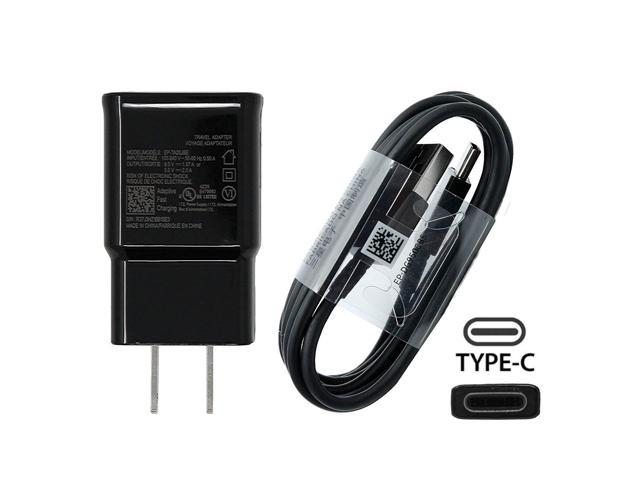 Samsung Fast Charger EP-TA20JBS and USB Type C Cable EP