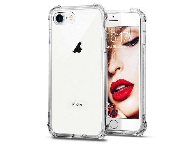 size 40 6083f 2cded JASBON Crystal Clear Case for iPhone 7,Case for iPhone,Soft TPU Utral Slim  Case for iPhone,for iPhone 8,Soft Flexible Cover for4.7Inch - Newegg.ca