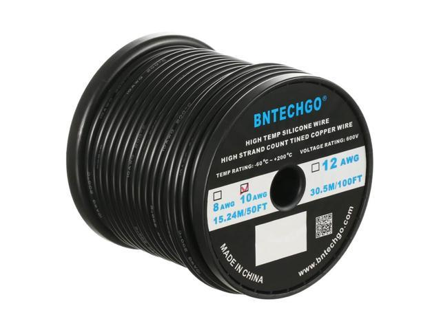 10 GA 10AWG 20 FOOT Speaker wire spool home wiring quality stranded cable