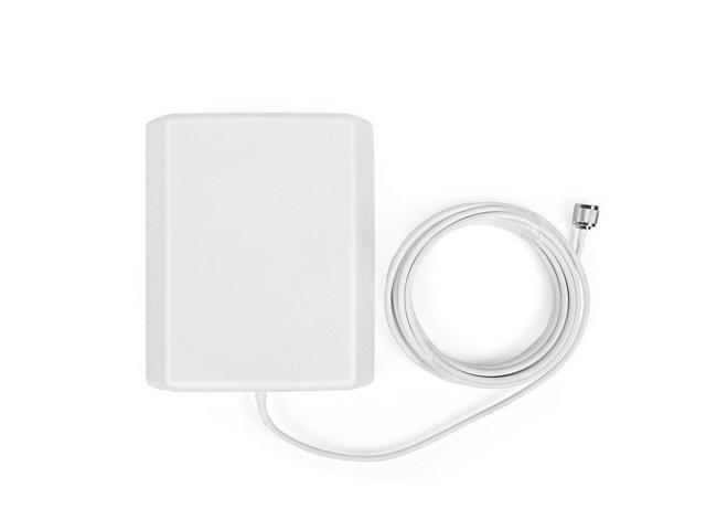 ANYCALL LTE 4G Internal Wall Cell Phone N-male Directional Panel Antenna 5m  Cable for Signal Booster Amplifier - Newegg com
